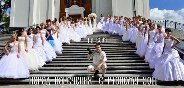 професійна весільна відеозйомка у Києві